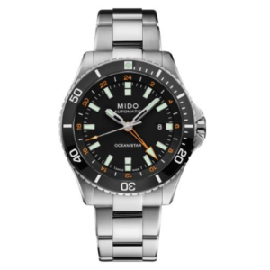 Mido Automatic Ocean Star GMT M026.629.11.051.01