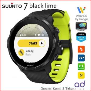 Suunto 7 Black Lime SS050379000